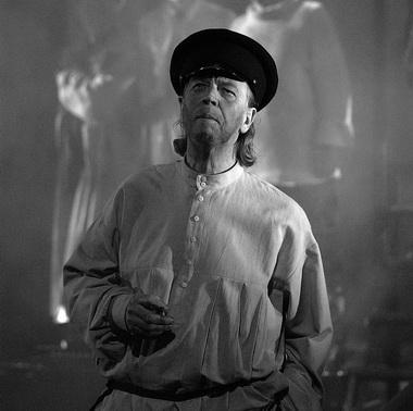 Н. Иванов (Дикой). Фото В. Постнова