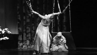 «Берегиня». Сцена из спектакля. Фото из архива театра