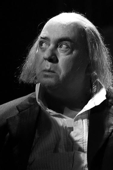 А. Равикович (Сарафанов). Фото В. Гордта