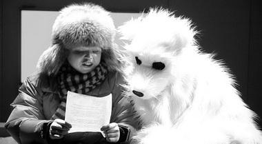 Р. Вяткин, Н. Сарычев. Фото К. Ощепкова