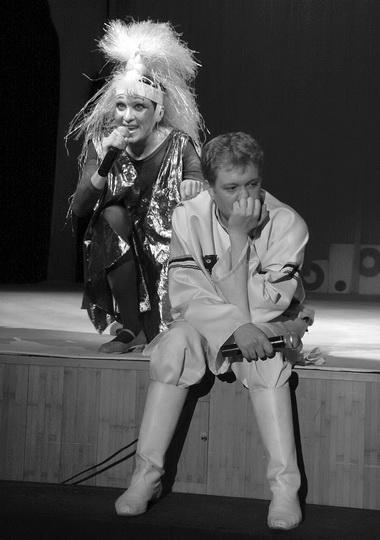 «Конек-Горбунок». Сцена из спектакля. Фото из архива театра