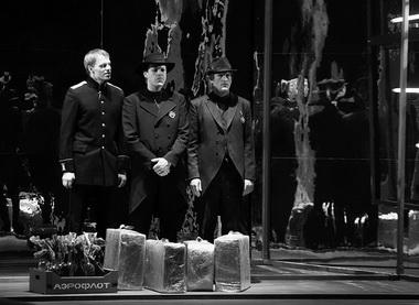«Бесы». Эстонский театр драмы. Фото из архива театра