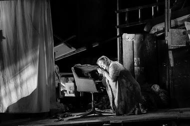 Л. Гоголевская (Электра). Фото Н. Разиной