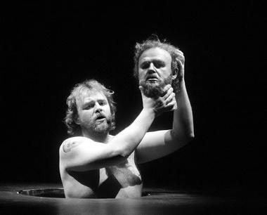 М. Кениг в спектакле «Дневник исчезнувшего». «Опера Гарнье». Фото из архива театра