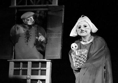 «Карлик Нос». Сцена из спектакля. Фото О. Кирсановой
