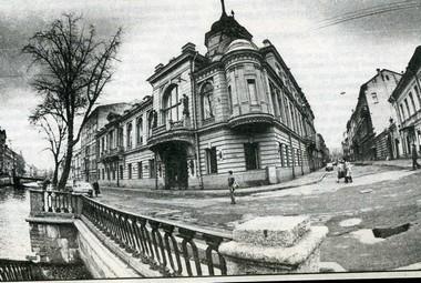 Екатерининский канал, 90. Фото В. Дюжаева