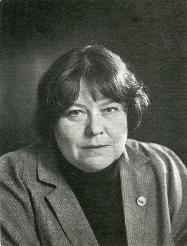 Варвара Шабалина. Фото Б. Стукалова