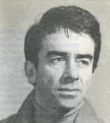 Аркадий Иосифович Кацман. 60-е годы. Фото из архива Петербургской Академии театрального искусства