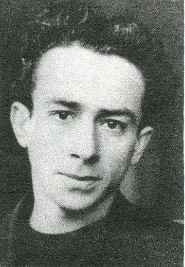 Аркадий Кацман. 50-е годы. Фото из архива Петербургской Академии театрального искусства
