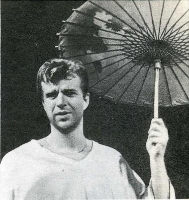 О. Косовненко в спектакле «Соловей». Фото из архива МТЮЗа