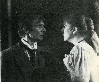 И. Ясулович (Шабельский) и В. Верберг (Сарра). Фото А. Макарова