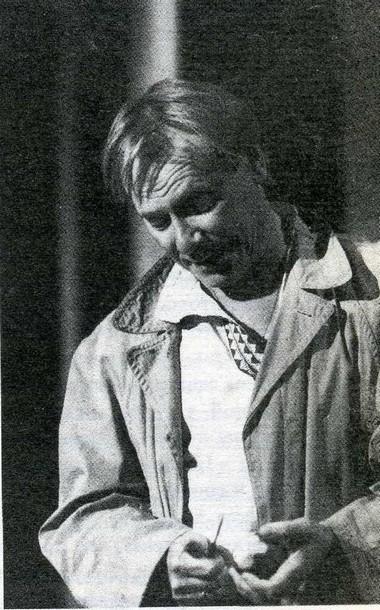 С. Шакуров (Иванов). Фото А. Макарова