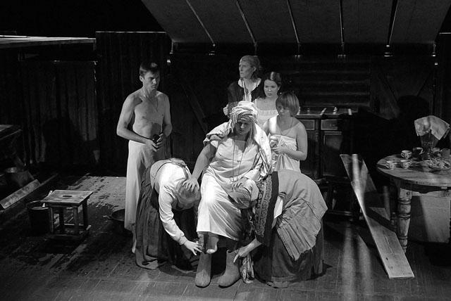 «Гроза». Магнитогорский театр драмы. Фото из архива фестиваля