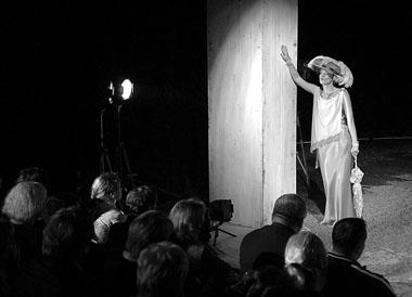 «Месяц в деревне». Новосибирский театр «Глобус». Фото из архива фестиваля