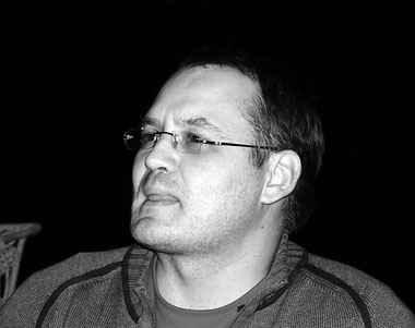 Участник Мастерской А. Абросимов. Фото М. Дмитревской