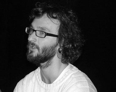 Участник Мастерской В. Тыщук. Фото М. Дмитревской