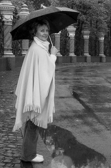 В. Панина. Фото из личного архива актрисы
