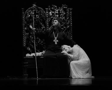 «Царская невеста». Сцена из спектакля. Фото из архива фестиваля