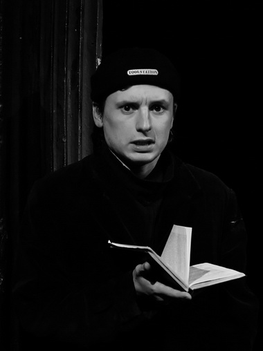 А. Передков (Калека Билли). Фото Ю. Богатырева