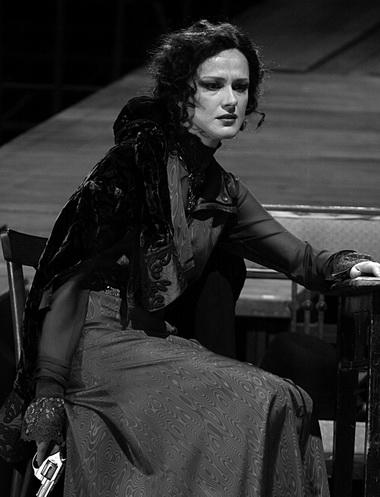 И. Савицкова. Фото из архива театра