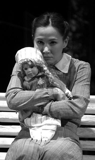 Е. Игумнова. Фото В. Постнова
