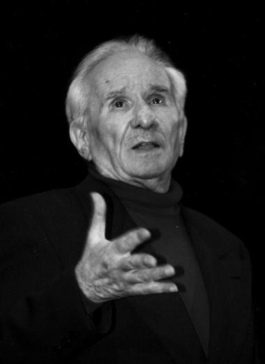 А. М. Володин. Фото из архива редакции