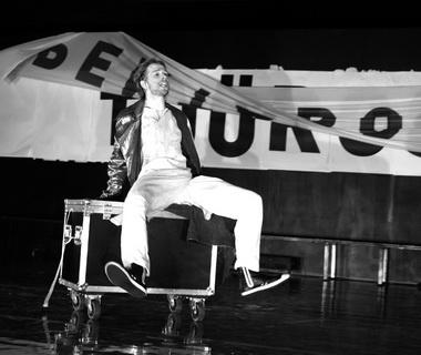 Р. Кюбар. «Перикл». Фото из архива театра