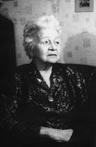 А. А. Пасынкова. Фото из архива В. Морозова