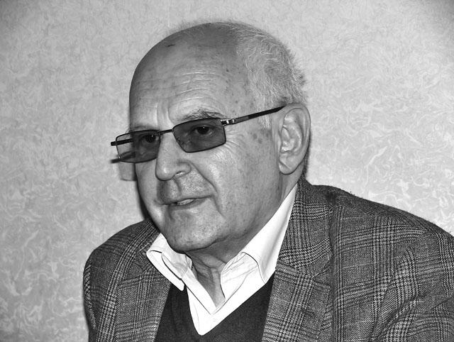А. Бородин. Фото В. Петрова
