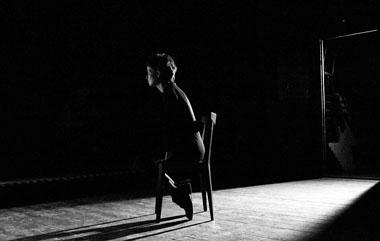 К. Грушка в спектакле. Фото В. Ярошевича