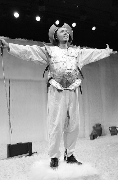 А. Шимко (Дон Кихот). Фото В. Постнова