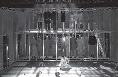 Сцена из спектакля. Фото К. Синявского