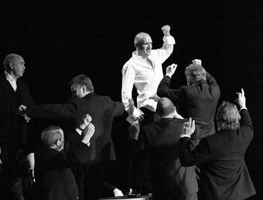 Сцена из спектакля. Фото К. Эшмор