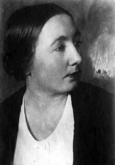 Н. Н. Иванова. 1940 г.