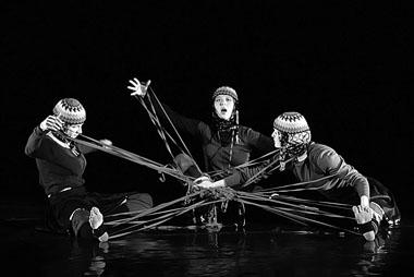 «Хури-хури». Театр танца «Киплинг». Фото В. Пустовалова