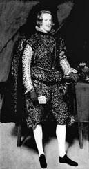 Д. Веласкес. Филипп IV