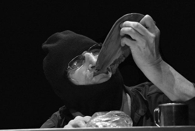 А. Кабанов (Отелло). Фото Ю. Богатырева