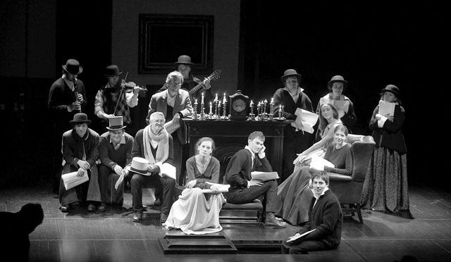 «Битва жизни». Фото из архива театра