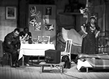 Сцена из спектакля «Уйди-уйди». Фото из архива театра