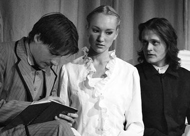 Сцена из спектакля. Фото Д. Пичугиной