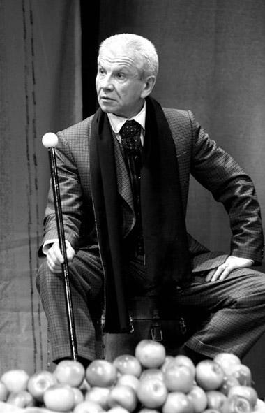 В.Захаров (Прибытков). Фото Э. Зинатуллина