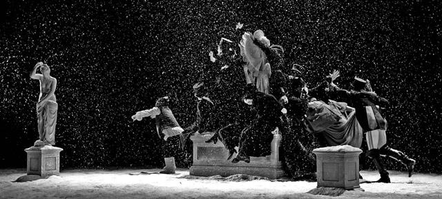 «Маскарад». Сцена изспектакля. Фото В. Луповского