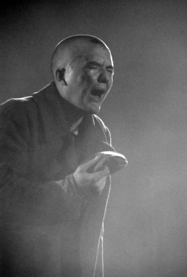 В.Хворонов (Шестаков).  Фото А. Зайковой