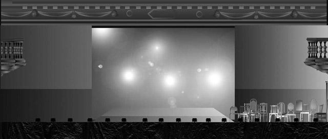 Эскизы кспектаклю «Слюбимыми нерасставайтесь». Театр наЛитейном
