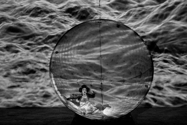 Е.Семенчук (Дидона).  Фото Н. Разиной