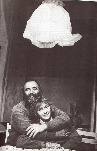 Ирина Чередникова и Александр Орлов. Фото В. Дюжаева