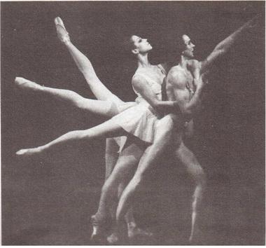 А. «Аполлон». Сцена из спектакля. Малый театр оперы и балета. Фото С. Шевельчинской.