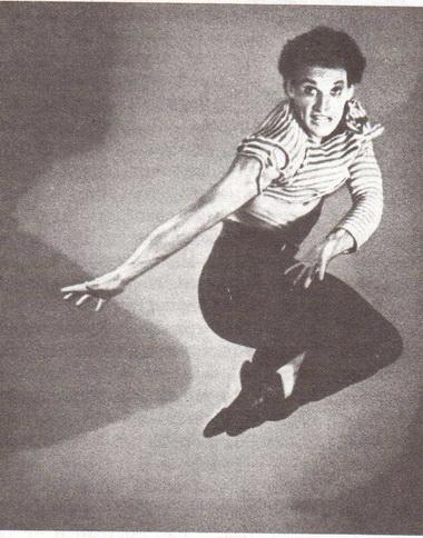 В. Панов (Хулиган). «Барышня и хулиган». Малый театр оперы и балета, начало 1960-х г.г.