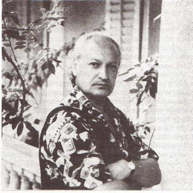 В. Панов (Евгений). «Медный всадник»