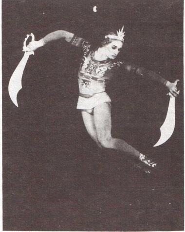 Фото из коллекции Сергея Сорокина, трагически погибшего в апреле 1994 годао